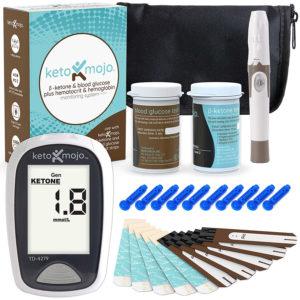 HoleKeto | Holistic Keto with Holly & Leah | Ketogenic Diet | Favorite Products | Keto Mojo Blood Ketone & Glucose Monitoring Set